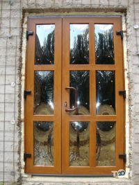 Вікнарі, вікна та двері - фото 10