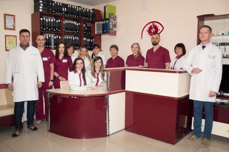 Клиника Зир, офтальмология