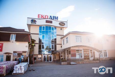 Эко Дом, база строительных материалов