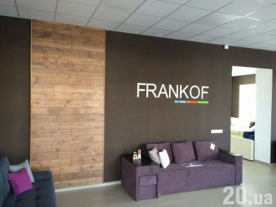 Frankof, фабрика мягкой мебели