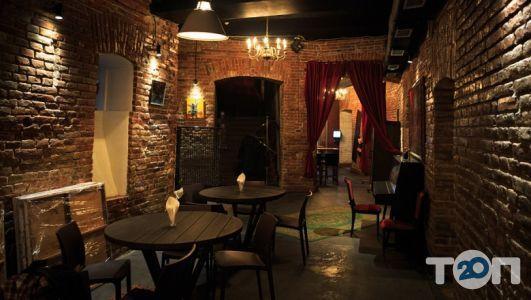 Бункермуз, творческая галерея бар