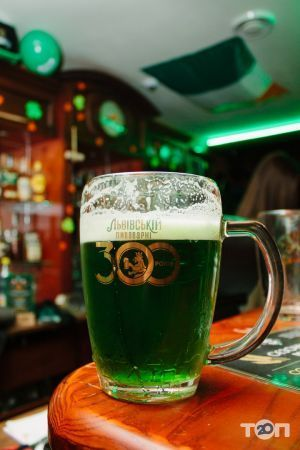 Yurish's pub, ирландский паб