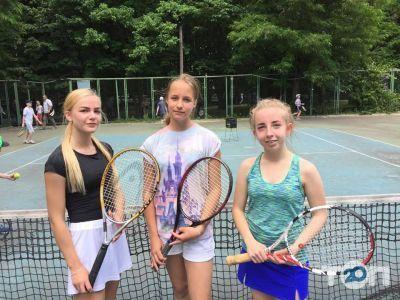 Смэш, теннисный клуб