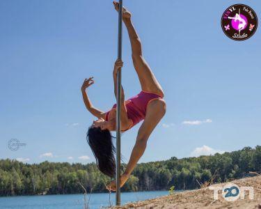 Vinyl Pole Dance Studio и акробатики на пилоне
