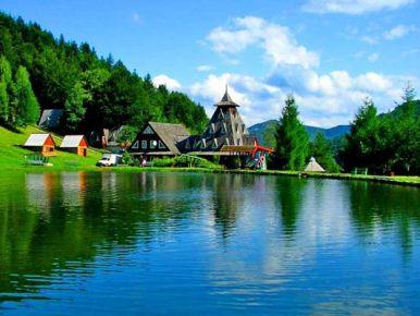 Отпуск еженедельно - тернопольские базы отдыха