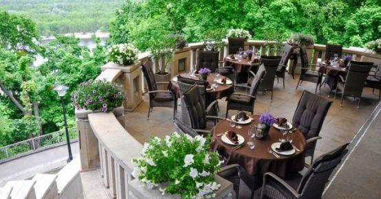 Посидеть за бокалом летними вечерами - открытые террасы в Тернополе