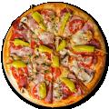 Экспресс-пицца, служба доставки - фото 1