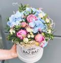 BAZ BAZ Flowers, студия флористики - фото 1