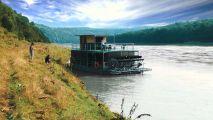 Корабль Юрий, активный отдых на Днестре - фото 1