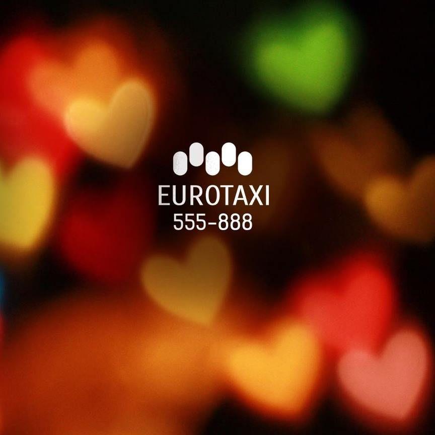Евро Такси  555-888 - фото 1