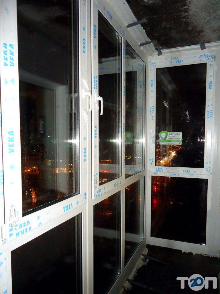 Alex Veka Вінниця - металопластикові вікна та двері - фото 4