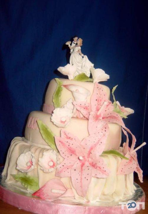 American Wedding Desing, торты в американском стиле - фото 2