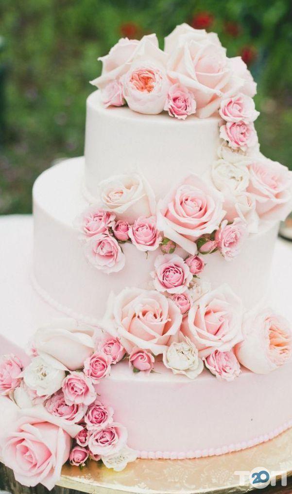 American Wedding Desing, торты в американском стиле - фото 4