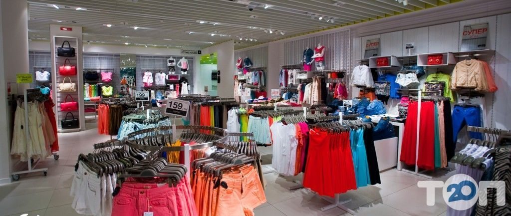 Bershka, магазин одежды и обуви - фото 4