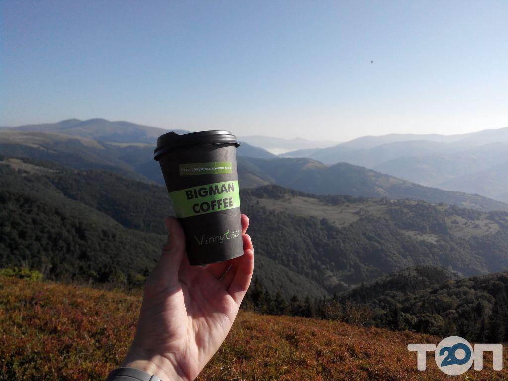 Bigman coffee, кофейня - фото 1