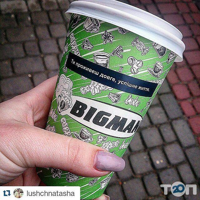 Bigman coffee, кофейня - фото 3