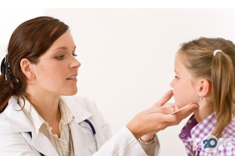Малятко Плюс, частная детская поликлиника - фото 1