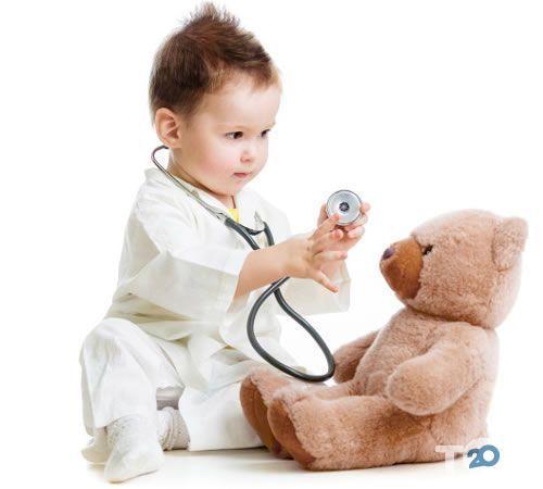 Малятко Плюс, частная детская поликлиника - фото 2
