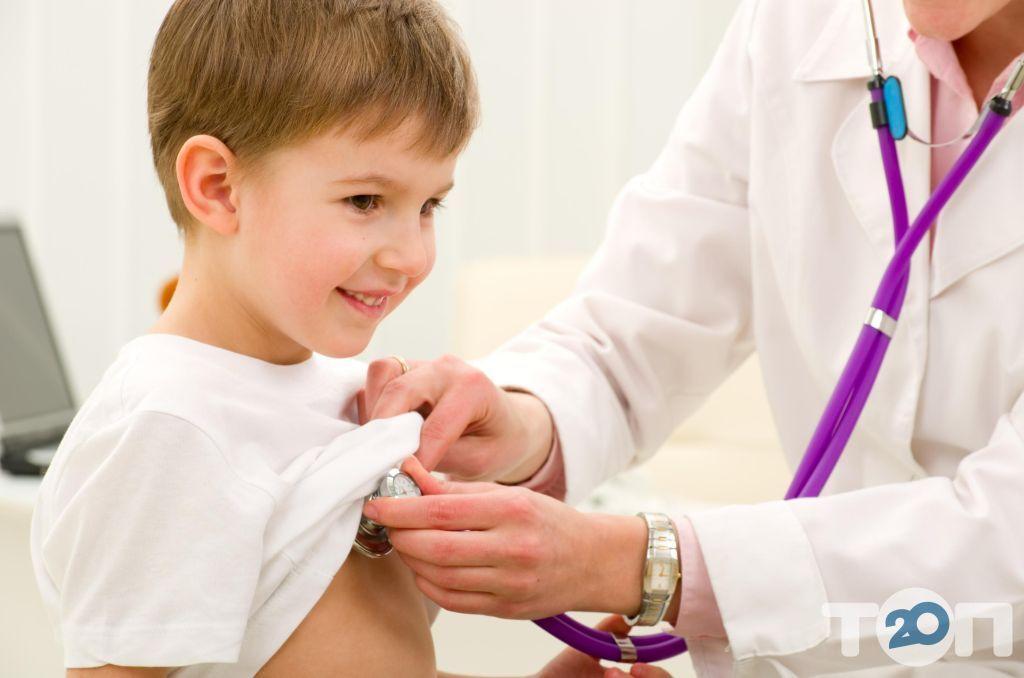Малятко Плюс, частная детская поликлиника - фото 4