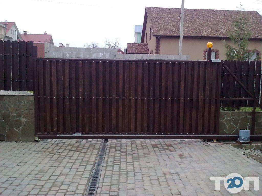 """ЧП """"Откатные ворота"""" & """"Ступени"""" - фото 50"""