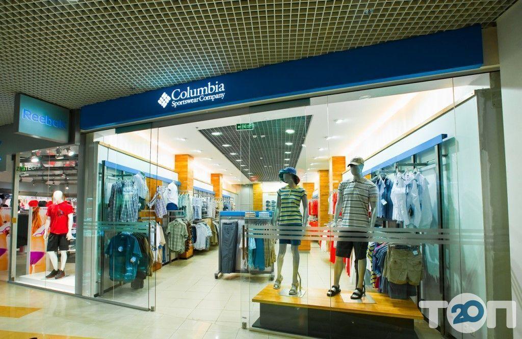 Columbia, магазин одежды и обуви - фото 1