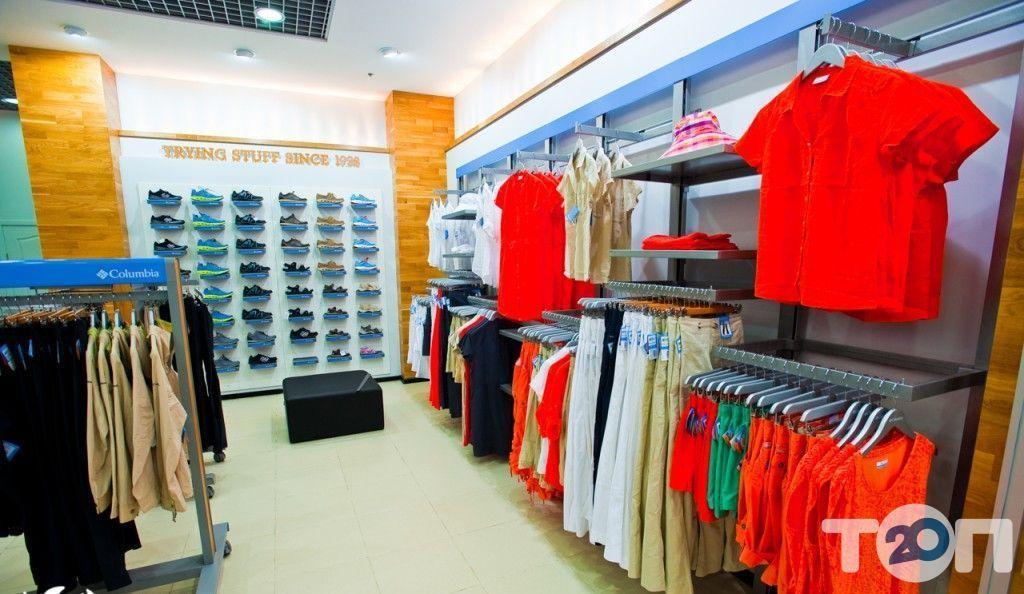 Columbia, магазин одежды и обуви - фото 5