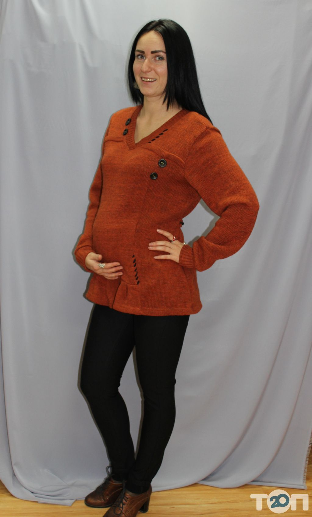 Дануся, одежда для беременных - фото 37