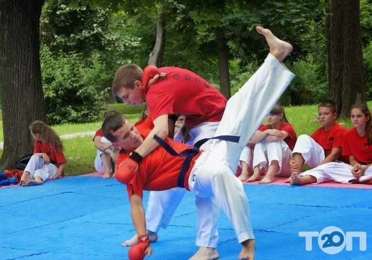 Додзё, спортивный клуб каратэ-до - фото 1