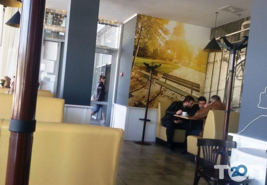 Франс.уа, кафе - фото 10