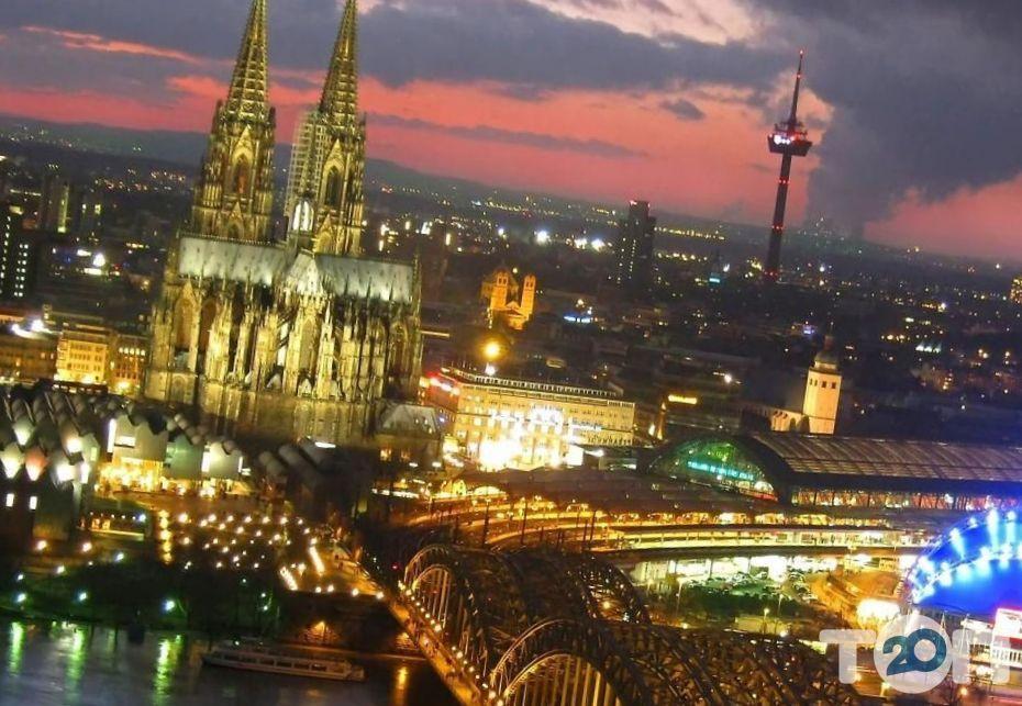 Галопом по Европам, туристическое агентство - фото 1