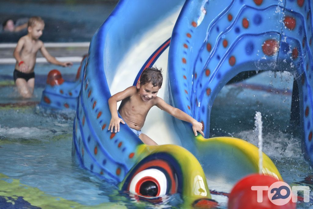 Аллигатор, Гостинично-развлекательно-оздоровительный комплекс, Лимпопо, аквапарк - фото 26
