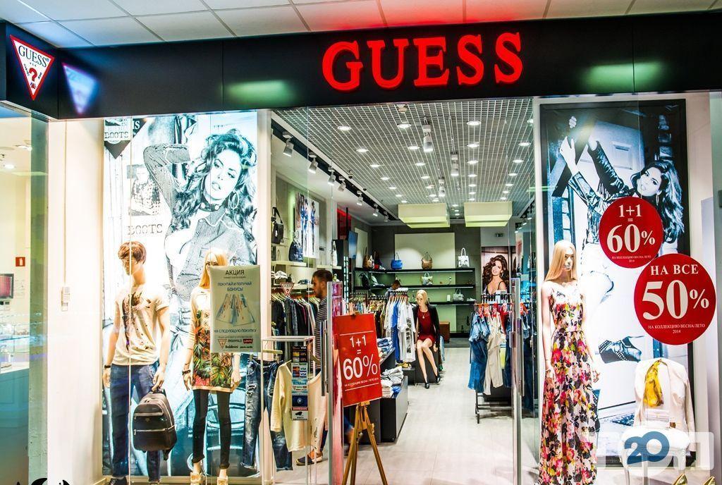 GUESS, магазин одежды - Винница Отзывы и оценки винничан - 20.ua 5f3de38b80d