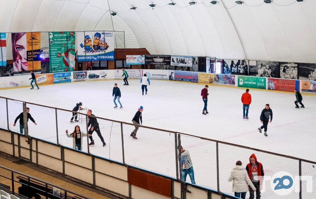 Ледовый клуб, каток - фото 4