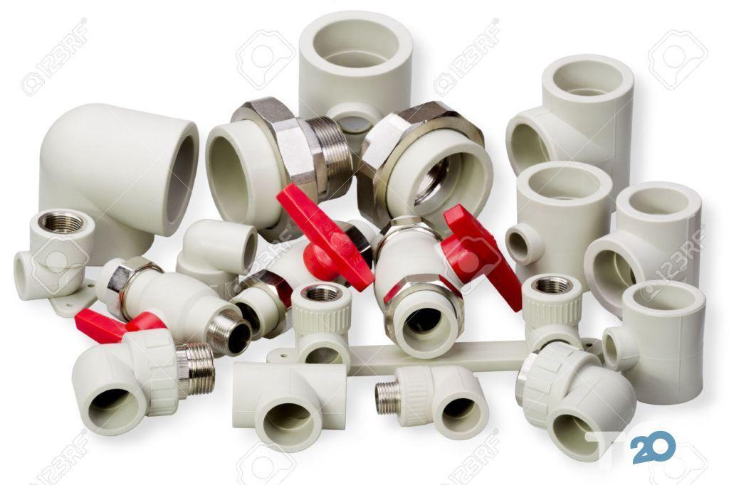 ЮМОКС, оптовик сантехники, теплотехники и строительных материалов - фото 5