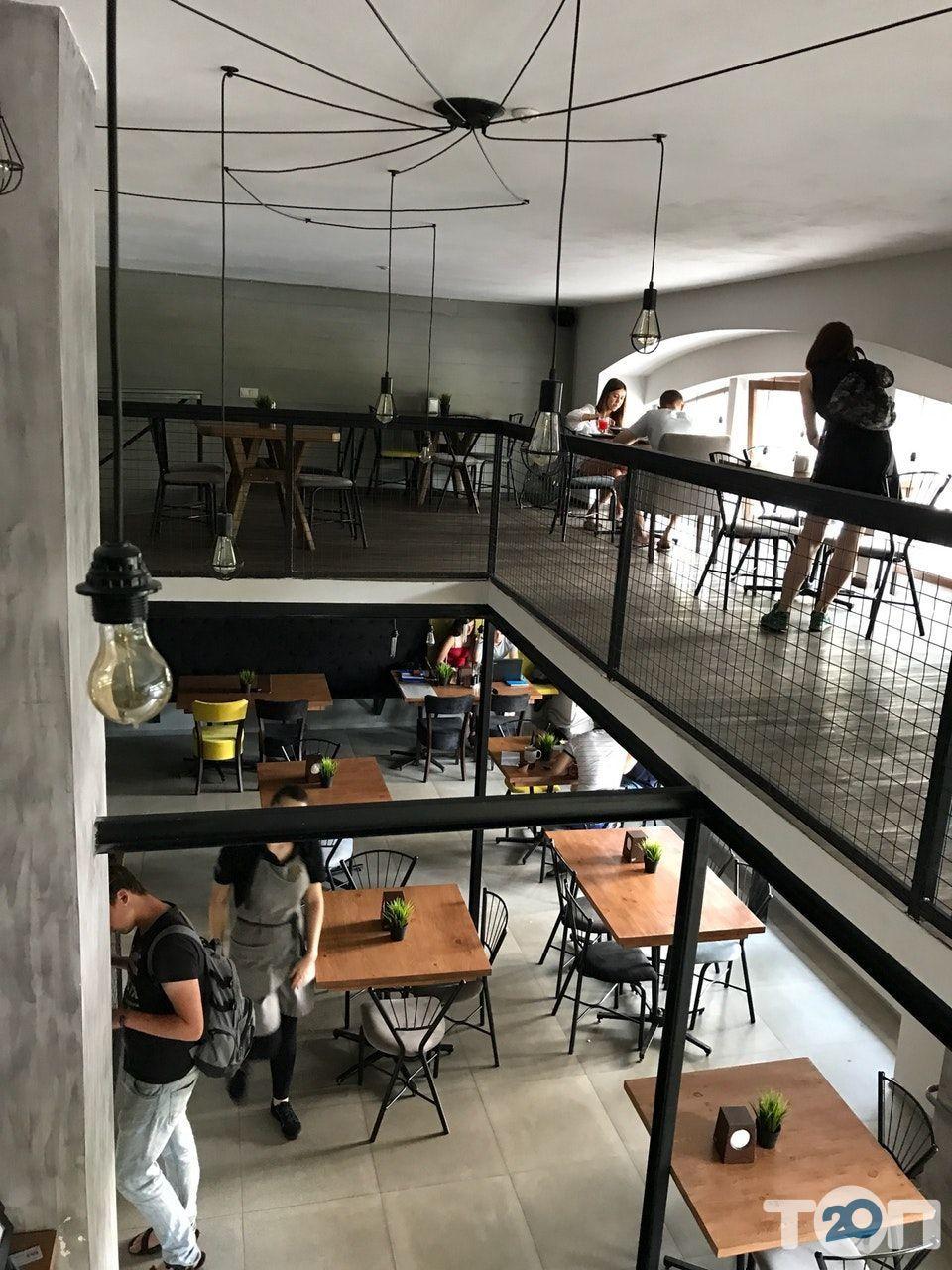 Лампа, кафе - фото 4