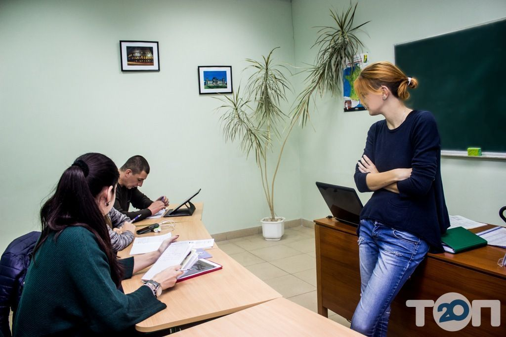 Lingua Alliance, школа иностранных языков - фото 11