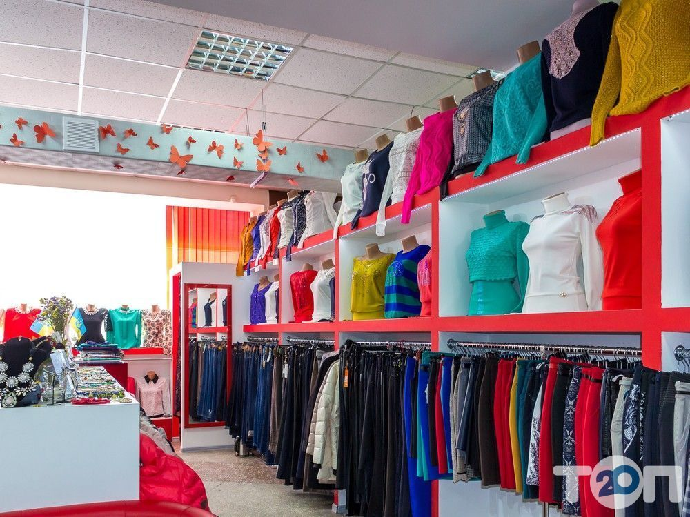 M-Zone, магазин одежды - фото 2