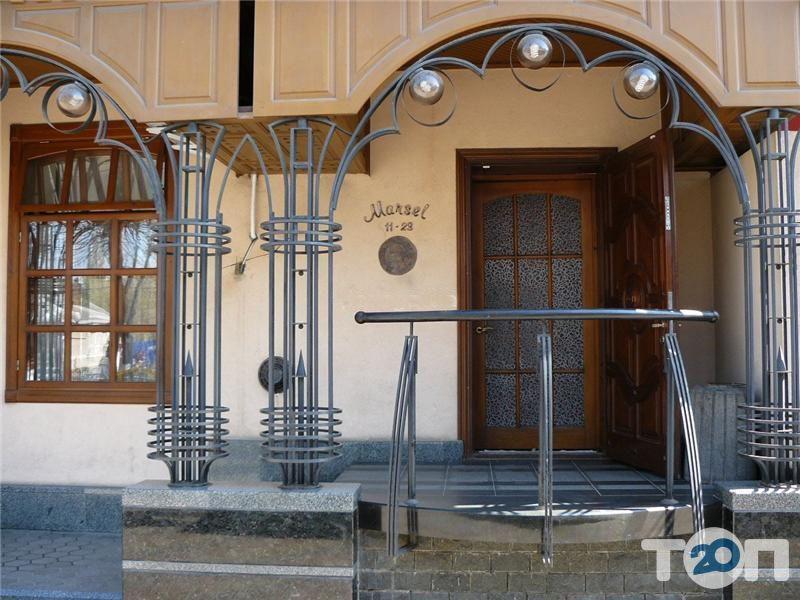 Марсель, ресторан европейской и украинской кухни - фото 1
