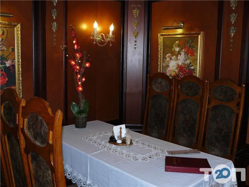 Марсель, ресторан европейской и украинской кухни - фото 3