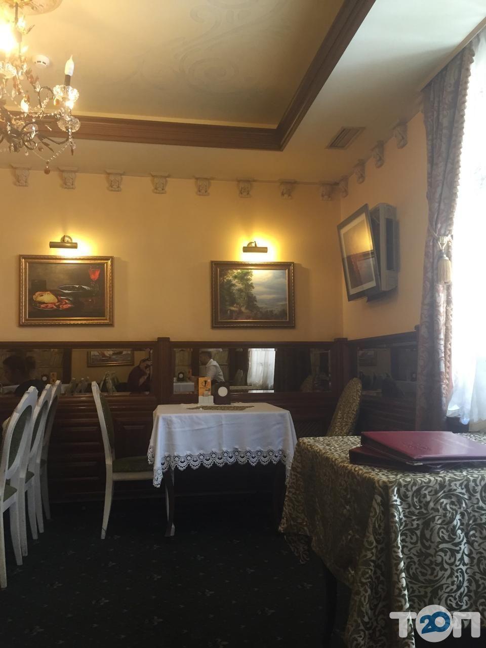 Марсель, ресторан европейской и украинской кухни - фото 5