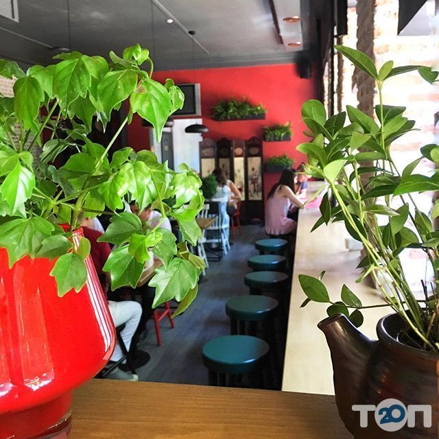 Мистер Ло, кафе авторской китайской кухни - фото 2