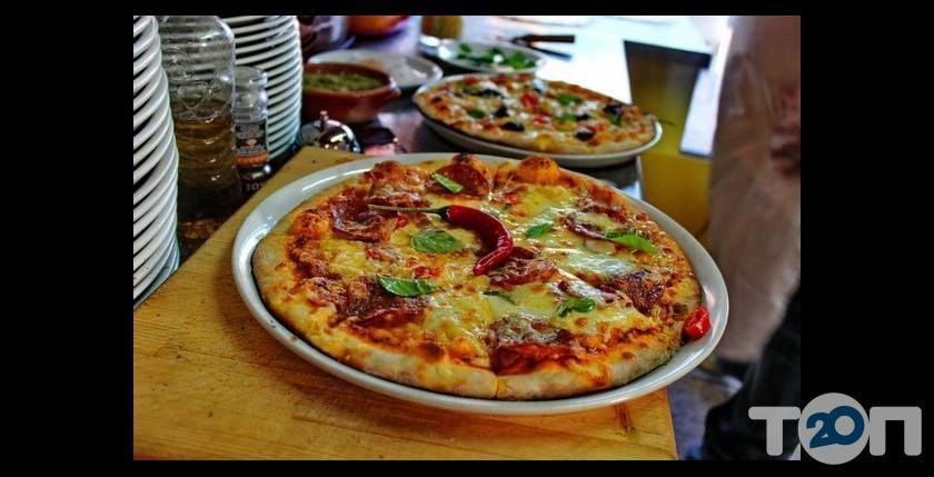Наполи, пиццерия на дровах - фото 7