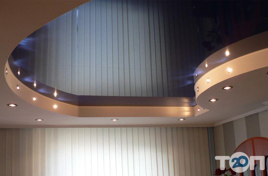 Блик, натяжные потолки - фото 7