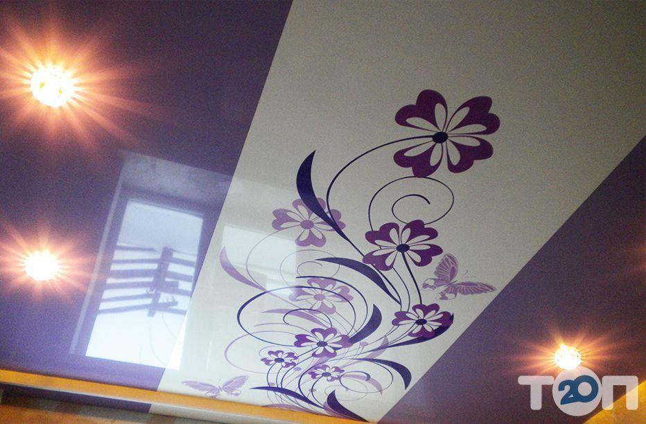 Блик, натяжные потолки - фото 9