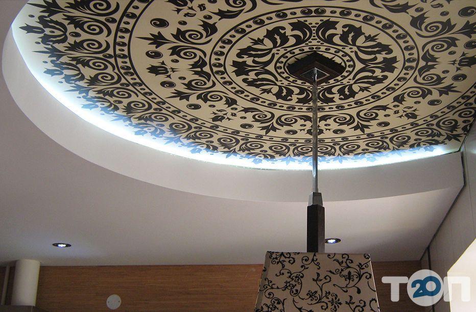 Блик, натяжные потолки - фото 11