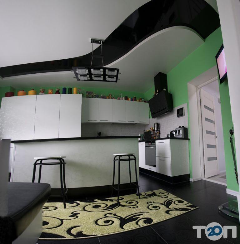 Блик, натяжные потолки - фото 16