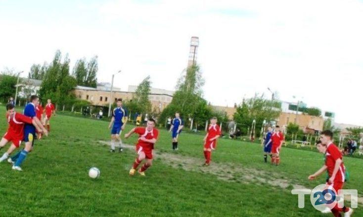Областная федерация футбола - фото 1