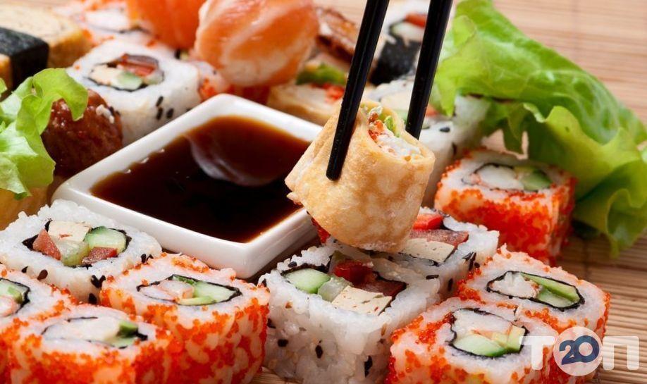 Окари, доставка суши - фото 2