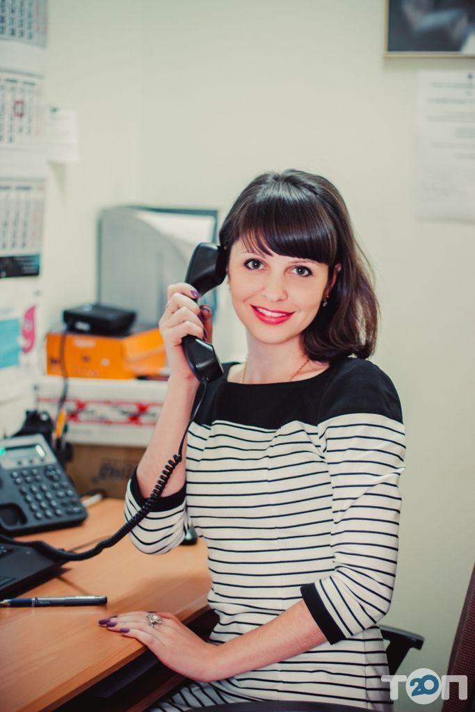 Вікторія, голос кол-центру