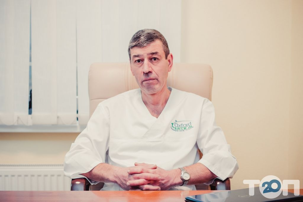 Гуменюк Вячеслав Васильович, лікар проктолог